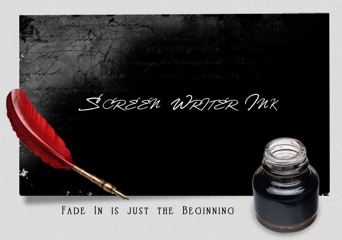 Screen Writer Ink logo